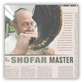 shofar maker
